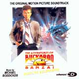 Adventures of Buckaroo Banzai CD